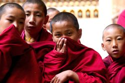 - Monks in REd 168