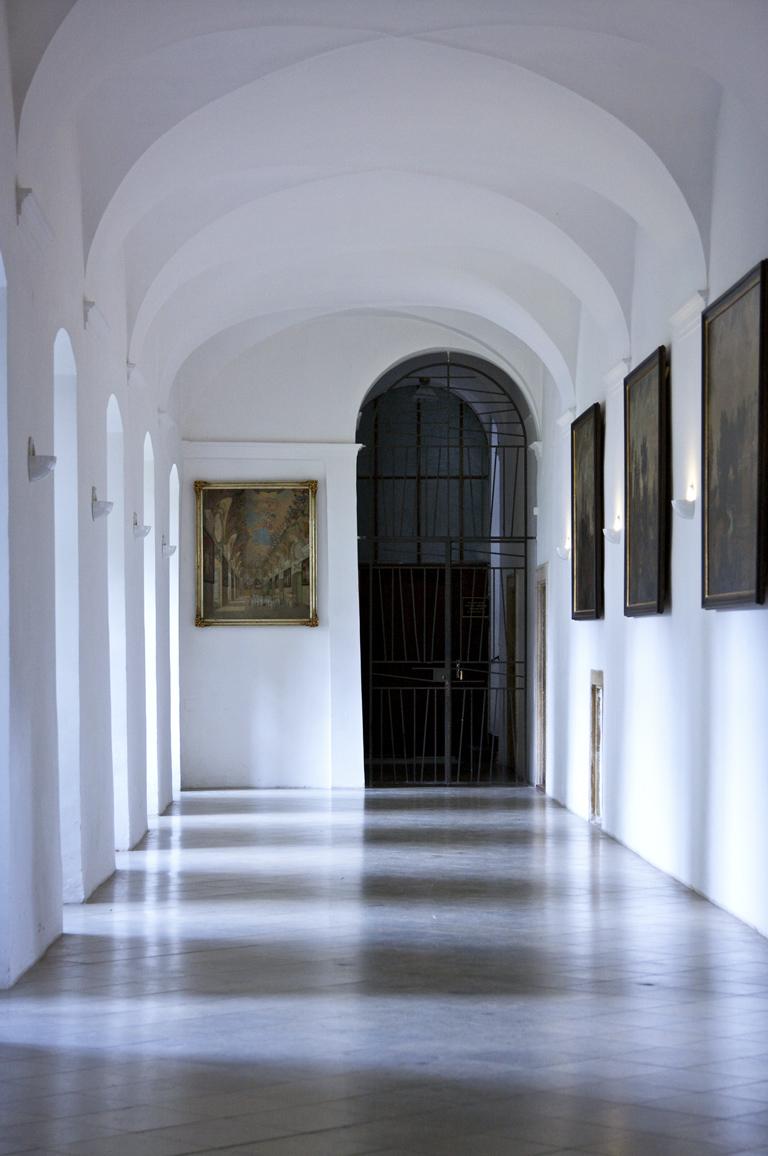 CorridorinPrague