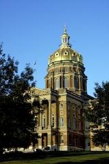 Des Moines, Iowa, Capitol 123