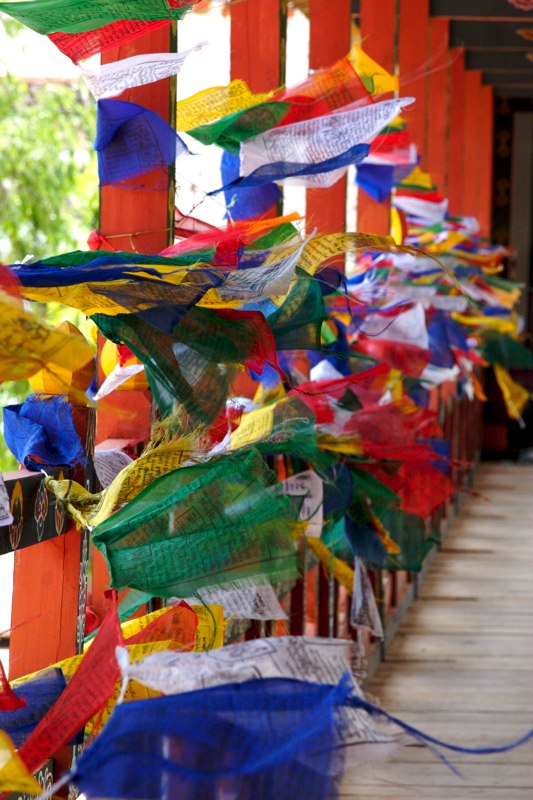 BhutanPrayerFlags8x12