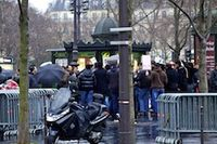 Libyan Protest in Paris 2