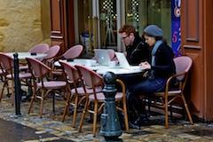 On Macs in Aix