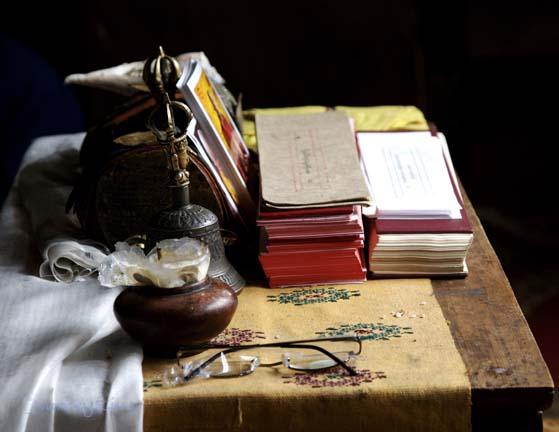 Still Life in Bhutanweb
