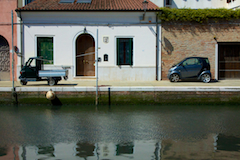 Little transports on Chioggia