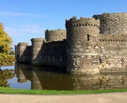 Beaumarais Castle, Wales