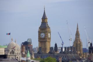 Big Ben, London Skyline, London copy