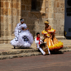 Dancers on the Square